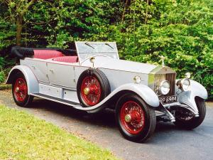 1929 Rolls-Royce Phantom I Tourer by Mulliner