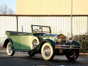 1929 Rolls-Royce Phantom II 40/50 HP Cabriolet Hunting Car