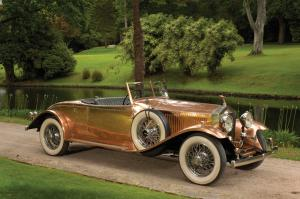 1930 Rolls-Royce Phantom II Open Tourer by Brockman