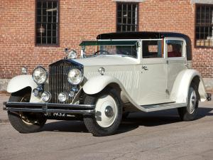 1930 Rolls-Royce Phantom II Sedanca deVille by Barker