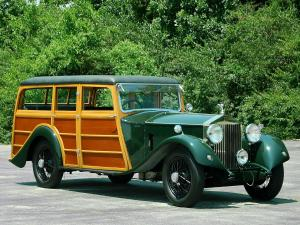Rolls-Royce Phantom II Shooting Brake 1930 года