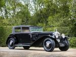Rolls-Royce Phantom II Continental Touring Saloon by Mulliner 1931 года