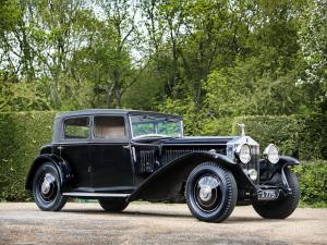 1931 Rolls-Royce Phantom II Continental Touring Saloon by Mulliner