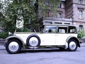 Rolls-Royce Phantom II Limousine by Connaught 1931 года