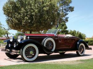 1931 Rolls-Royce Phantom II Roadster by Brewster