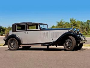 Rolls-Royce Phantom II Sedanca deVille by Thrupp & Maberly 1931 года