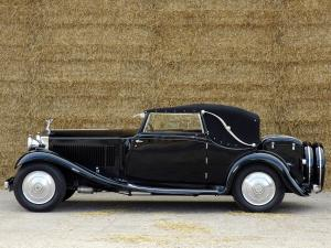 Rolls-Royce 20/25 HP Drophead Coupe 1932 года