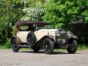1932 Rolls-Royce 20/25 HP Tourer by Robinson