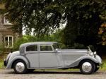 Rolls-Royce Phantom II Continental Sports Saloon by Thrupp & Maberly 1932 года