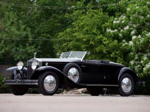 Rolls-Royce Phantom II Henley Roadster by Brewster 1932 года