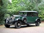 Rolls-Royce 20/25 HP All Weather Saloon by Salmons & Sons 1933 года