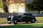 Rolls-Royce 20/25 HP Drophead Coupe by Barker 1933 года