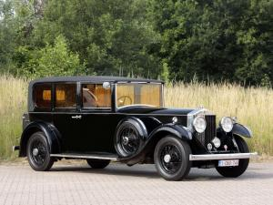 Rolls-Royce Phantom II 40/50 HP Limousine by Rippon Brothers 1933 года