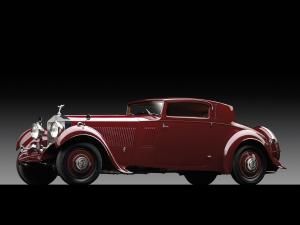 1933 Rolls-Royce Phantom II Continental Coupe by Freestone & Webb