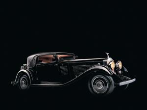 Rolls-Royce Phantom II Continental Fixed Head Coupe by Gurney Nutting