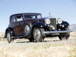 1933 Rolls-Royce Phantom II Continental Touring Saloon by Barker