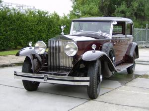 Rolls-Royce Phantom II Newport Town Car by Brewster 1933 года