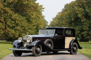 Rolls-Royce Phantom II Sport Sedanca deVille by Thrupp & Maberly 1933 года