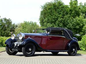 1934 Rolls-Royce 20/25 HP Drophead Coupe by Thrupp & Maberly