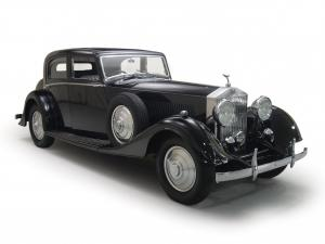Rolls-Royce Phantom II Continental Sports Saloon by Thrupp & Maberly 1934 года