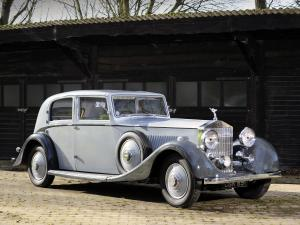 1935 Rolls-Royce Phantom II Sports Limousine by Barker