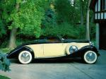 Rolls-Royce Phantom III Henley Roadster by Inskip 1937 года