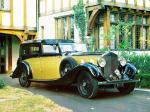 Rolls-Royce Phantom III Town Car by Inskip 1937 года