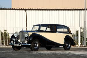 1953 Rolls-Royce Silver Wraith LWB Limousine by Mulliner