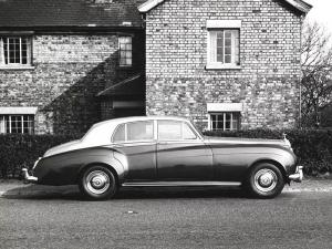 1955 Rolls-Royce Silver Cloud