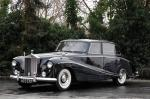 Rolls-Royce Silver Cloud I Empress LWB Saloon by Hooper 1958 года