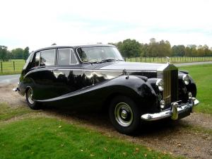 Rolls-Royce Silver Wraith Limousine by Hooper 1958 года