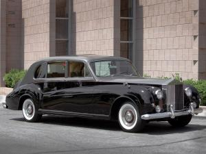Rolls-Royce Phantom V 1959 года