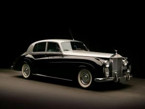 Rolls-Royce Silver Cloud Saloon