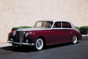 1960 Rolls-Royce Phantom V Sedanca deVille by James Young