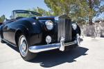 Rolls-Royce Silver Cloud II Drophead Coupe by Mulliner-Park Ward 1961 года