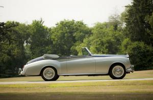 1961 Rolls-Royce Silver Cloud II Drophead Coupe