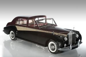 Rolls-Royce Phantom V Sedanca deVille by James Young 1962 года