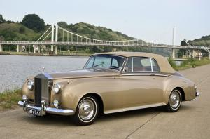 Rolls-Royce Silver Cloud II Drophead Coupe 1962 года
