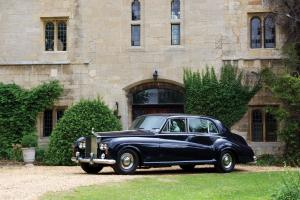 1964 Rolls-Royce Phantom V 7-Passenger Limousine by James Young