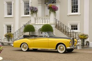 Rolls-Royce Silver Cloud III Drophead Coupe by Hooper 1964 года