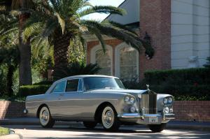 1965 Rolls-Royce Silver Cloud III Continental Coupe