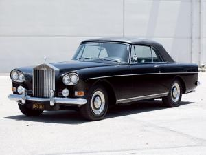 1966 Rolls-Royce Silver Cloud Drophead Coupe by Mulliner-Park Ward