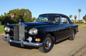 1966 Rolls-Royce Silver Cloud III Drophead Coupe
