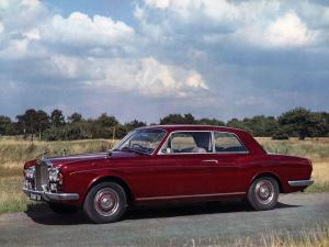 1966 Rolls-Royce Silver Shadow 2-Door Saloon by Mulliner Park Ward