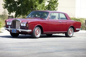 Rolls-Royce Silver Shadow Saloon 1967 года