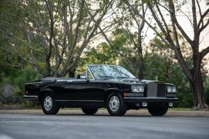 Rolls-Royce Camargue Drophead Conversion 1978 года