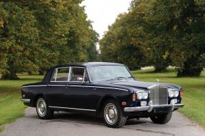 Rolls-Royce Silver Shadow II Saloon 1978 года