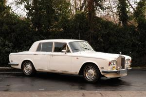 Rolls-Royce Silver Shadow Saloon 1978 года