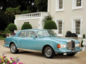 1980 Rolls-Royce Corniche 2-Door Saloon by Hooper