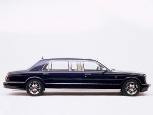 Rolls-Royce Arnage Limousine by Mulliner 2003 года
